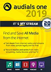 Audials One 2019 [PC Download]