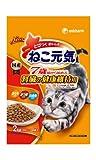 unicharm(ユニ・チャーム) ユニ・チャーム ペットケア ねこ元気 おいしさバランス 7歳以上用 まぐろ・白身魚・かつお入り 2kg
