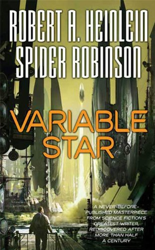 Variable Star (Tor Science Fiction) cover