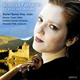 Scottish Fantasies for Violin and Orches