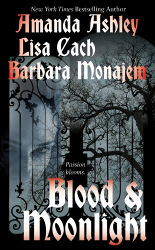 book cover of Blood & Moonlight