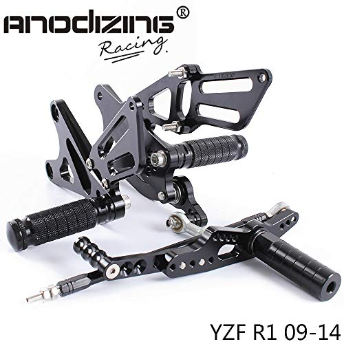 Frames & Fittings Full CNC Aluminum Motorcycle Adjustable, used for sale  Delivered anywhere in Canada