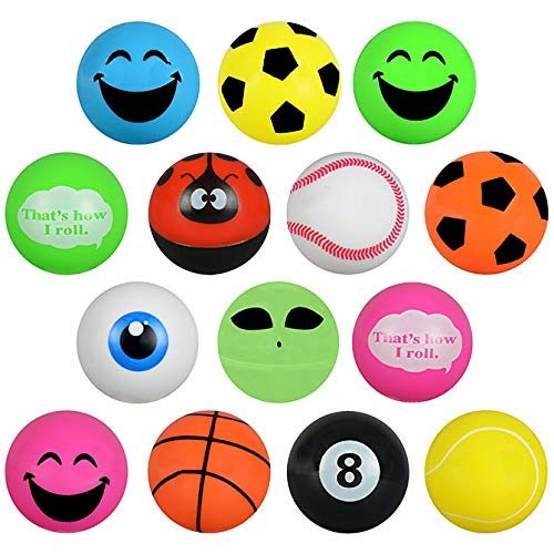 2'' Self - Vending Ball Collection in Bulk Bag Assorted Colors 400 Count - 49 mm