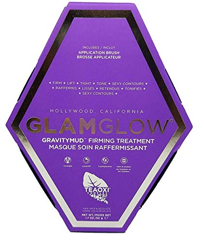 GlamGlow GRAVITYMUD Firming Treatment Mask, 1.7 ounce -