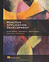 Reactive Application Development Front Cover