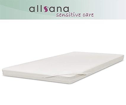 allsana All Sana – alérgicos Funda de colchones de 180 x 200 x 8 cm para