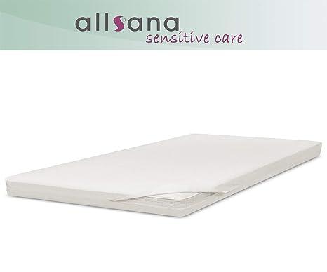 allsana All Sana – alérgicos de colchones de Funda de 200 x 200 x 8 cm