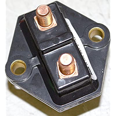 Camdec Camdec 26240-C1 Push Button Starter Foot Switch replaces Onan 313-0032: Automotive