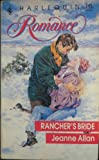 Rancher's Bride, Jeanne Allan, 0373031750