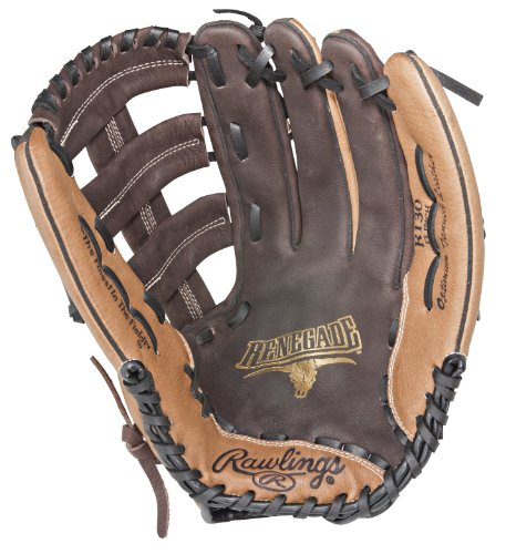 UPC 083321049248, Rawlings Renegade Series RS1300 Baseball Glove (13-Inch, Right Hand Throw)