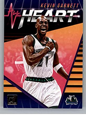 f784f91f7c299 Amazon.com: 2018-19 Donruss All Heart Basketball Card #9 Kevin ...