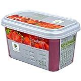 Strawberry Puree - 1 tub - 2.2 lbs