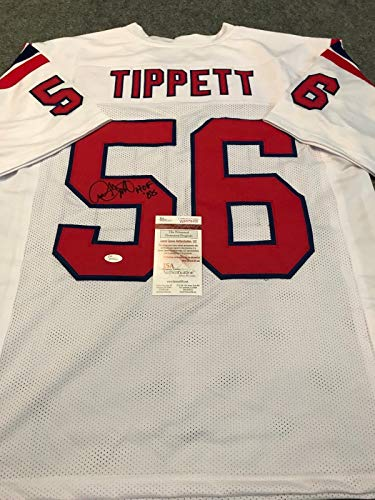 new products 0046c 31cb7 Andre Tippett New England Patriots Jersey, Patriots Andre ...