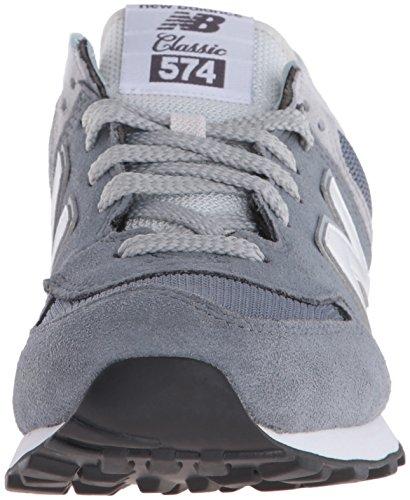 Nouvel Équilibre - Baskets Mode Pack Manner Ml574 Varsity Bleu / Blanc