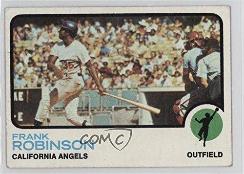 Frank Robinson (Baseball Card) 1973 Topps - [Base] - Baseball Robinson Topps Frank