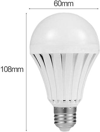 E27 5 W ampoules à DEL 6000K Lampe home Camping Chasse d/'urgence éclairage extérieur 12 V