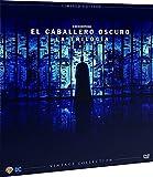 Trilogía Caballero Oscuro Colección Vintage (Funda Vinilo) [Blu-ray]