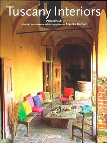 Tuscany Interiors (Midi): Paolo Rinaldi: 9783822823880: Amazon.com: Books