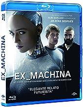 Ex_Machina [Blu-ray]