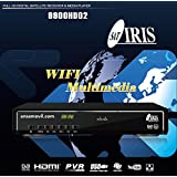 Receptor IRIS 9900HD 02
