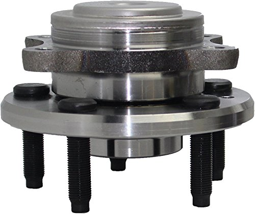 - Detroit Axle - FWD - Brand New REAR Wheel Hub and Bearing Assembly for Five Hundred, Freestyle, Montego, Taurus FWD 5 Lug W/ABS 512299
