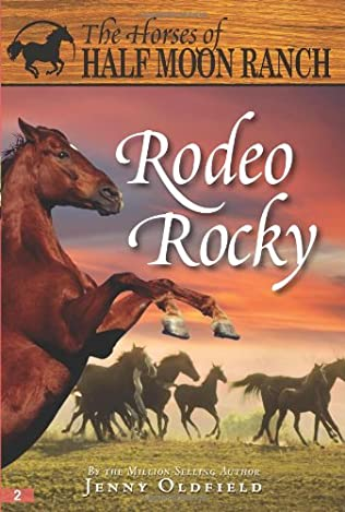 book cover of Rodeo Rocky