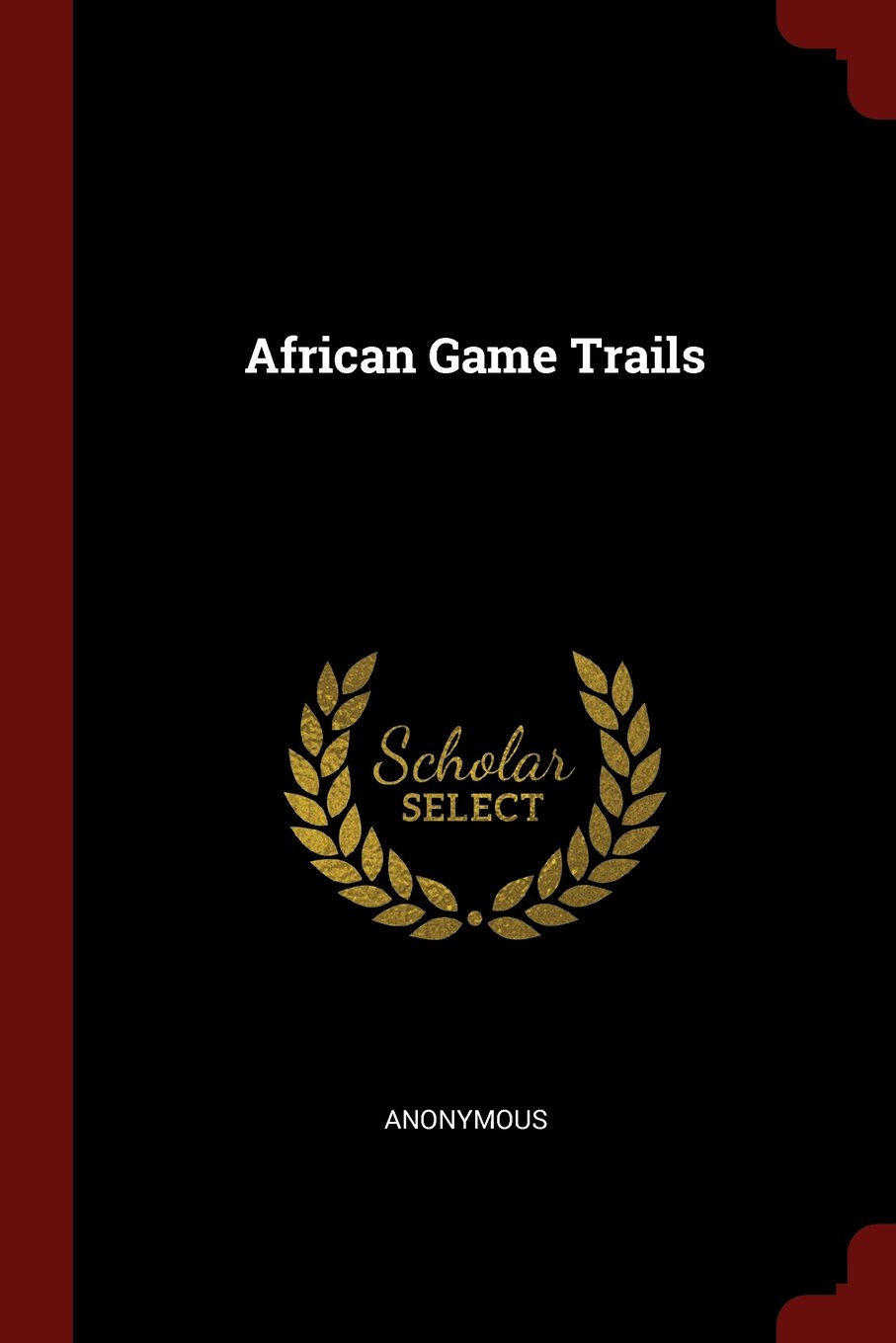 African Game Trails ebook
