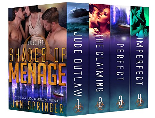 The Dare Ménage Series Box Set