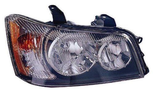 depo-312-1155r-as-toyota-highlander-passenger-side-replacement-headlight-assembly