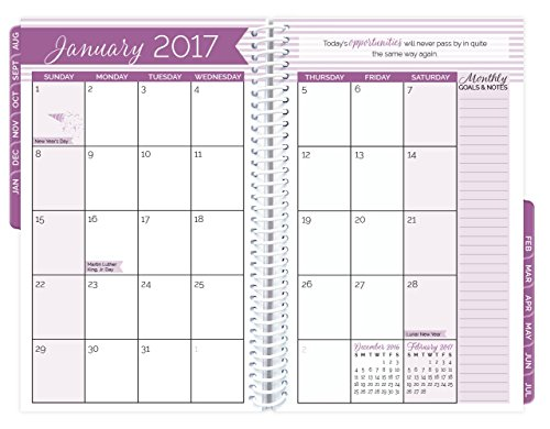 bloom daily planners 2016 17 academic year daily planner goal