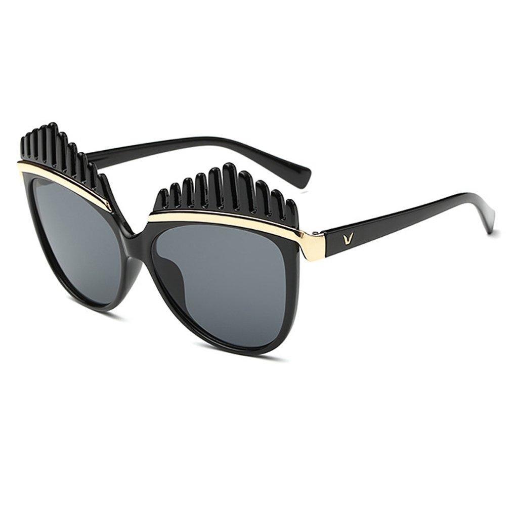 Meisijia Nuovi occhiali da sole Moda PC Eyewear UV400 guida di viaggio B8dM04rF
