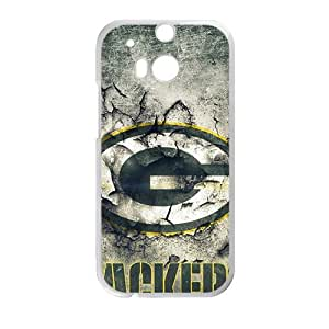 Happy Packers Fashion Comstom Plastic case cover For HTC One M8