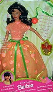 barbie fruit games