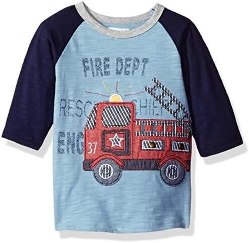 Mud Pie Baby Boys' Raglan T-Shirt