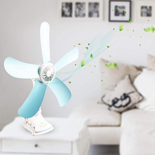 leegoal 220V 7W Ventilador Eléctrico Anti-Mosquitos, Mini Techo, de Bajo Consumo, de Bajo Consumo, Ventilador de Techo Eléctrico de 5 Hojas, Brisa para El Hogar: Amazon.es: Hogar