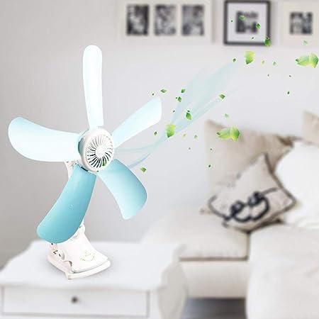 leegoal 220V 7W Ventilador Eléctrico Anti-Mosquitos, Mini Techo, de Bajo Consumo, de Bajo Consumo, Ventilador de Techo Eléctrico de 5 Hojas, Brisa para El Hogar ...