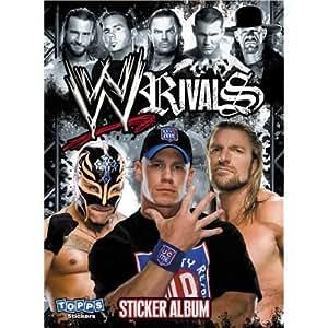 Topps TO830  - WWE Rivales álbum de cromos