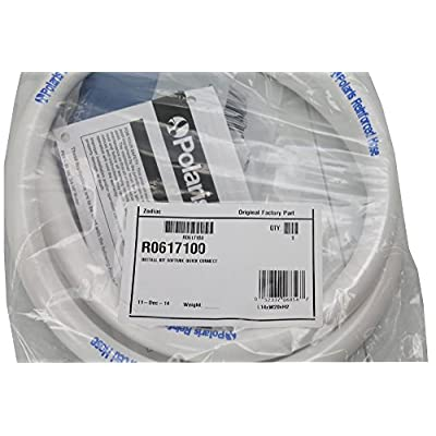 Jonyandwater New Polaris R0617100 SoftTube Quick Connect Swimming Pool Hose Install Kit PB460 .(from#_VM Innovations_38351315215526 : Garden & Outdoor