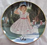 THE LITTLEST REBEL from the SHIRLEY TEMPLE PLATE COLLECTION by The Danbury Mint
