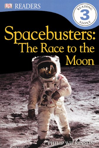 Download Spacebusters: The Race To The Moon (Turtleback School & Library Binding Edition) (Dk Readers, Reading Alone Level 3) pdf epub
