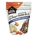 Club House, Quality All Natural Baking, Rice Flour, 227g