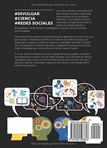 Cómo divulgar ciencia a través de las redes sociales ...