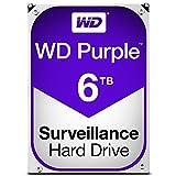 WD WD60PURZ Western Digital Bare Drives Purple 6TB Surveillance Hard Disk