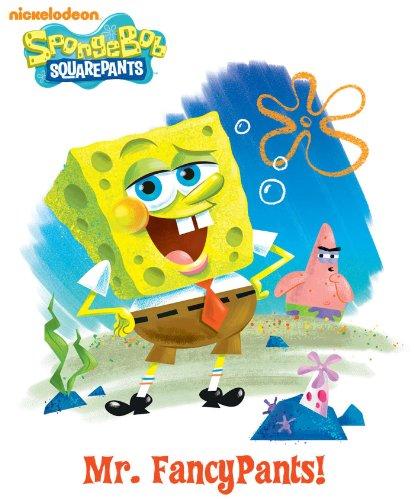 Mr. FancyPants! (SpongeBob -