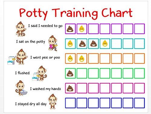 potty training sticker chart reward