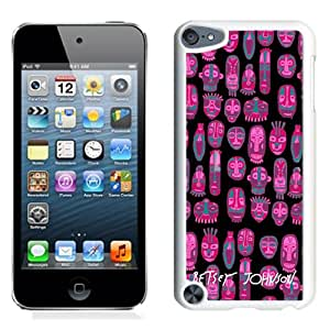 Newest and Fashionable Betsey Johnson 10 White Phone Case for iPod Touch 5