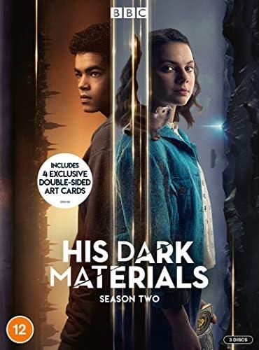 His Dark Materials Season 2 (Includes 4 Art Cards) [DVD] [2020]