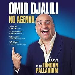 Omid Djalili Live: No Agenda