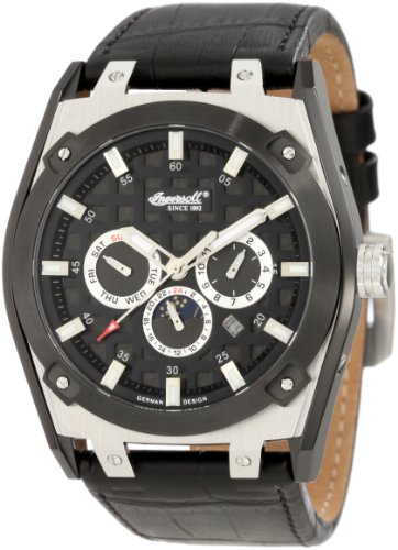 Ingersoll Men's IN1207BK Automatic Mandan Black Watch