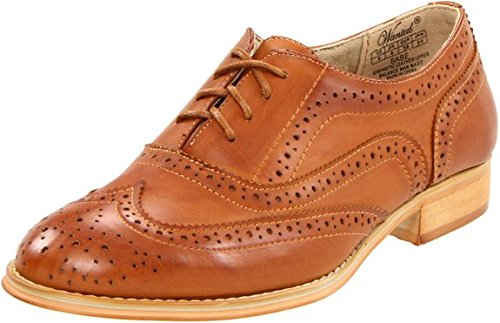 Wanted Shoes Women's Babe, Tan 5.5 M US